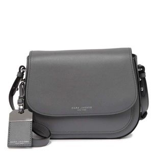 NWT Marc Jacobs Leather Crossbody Bag